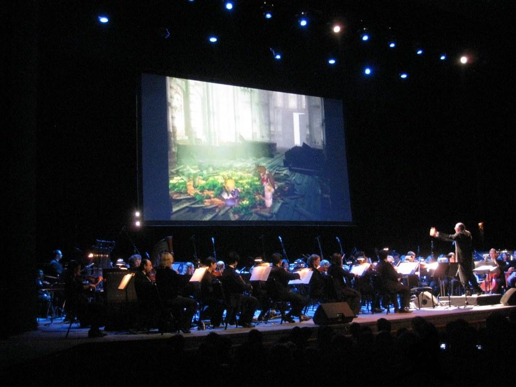 Final Fantasy Distant Worlds Concert - Final Fantasy VII