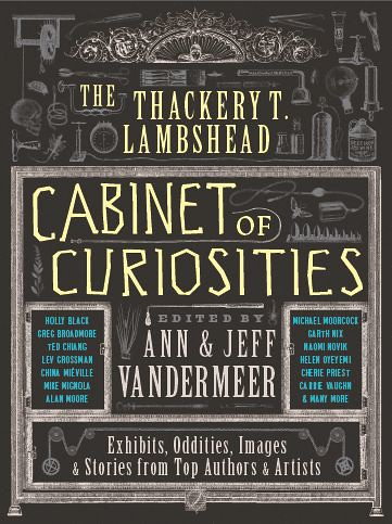 Lambshead Cabinet Cover