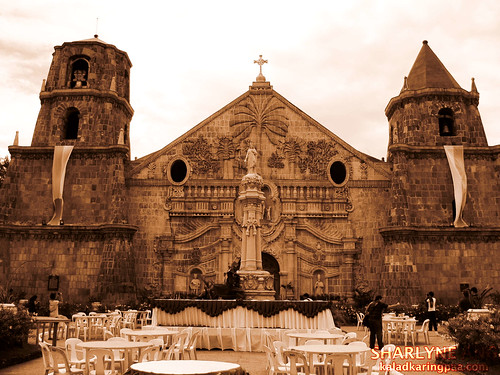 Miag-ao Church, Iloilo