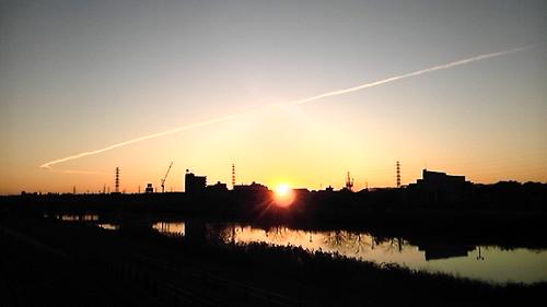 Sunrise 2011-01-01