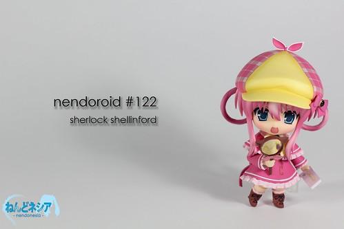Nendoroid Sherlock Shellinford