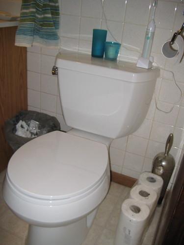 new kohler toilet