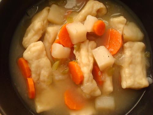 Veggies 'n Dumplings