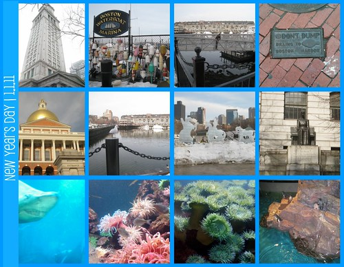 Boston, Day Three