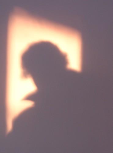 Sunrise shadow
