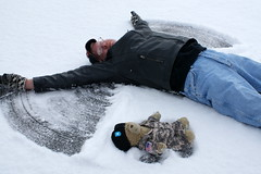 Day 05 - Making Snow Angels