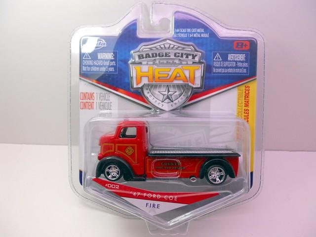 jada toys HEAT '47 Ford COE (1)