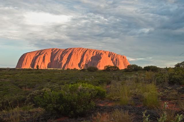 Uluru Sunset II