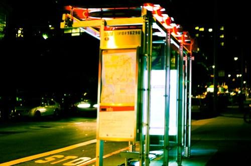 Project 365 — 5/365 — Sacramento Fillmore Muni Stop
