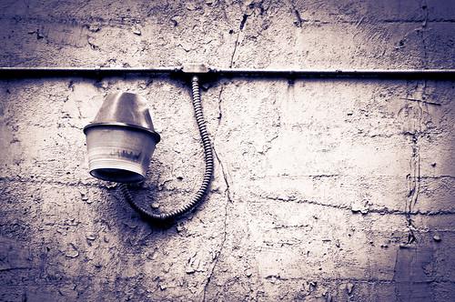 Split Tone 4 Lamp