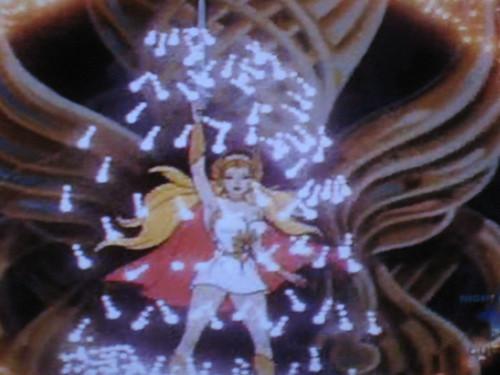 She-Ra transformation