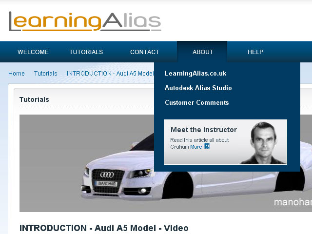 Go to Learning Alias