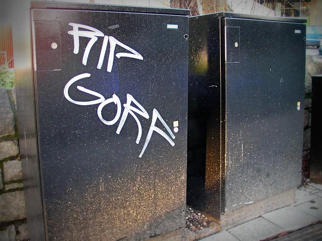 Gorf tributes
