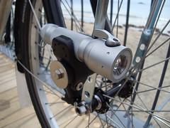 LED Lenser Bike Flashlight