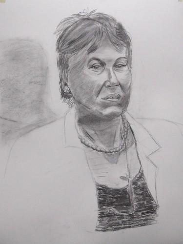 Portrait Course 2011-01-24 # 2