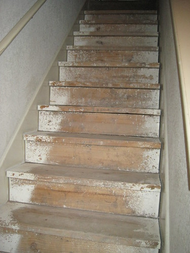 Stairs - Before