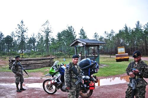 KLR 650 Trip Honduras 400