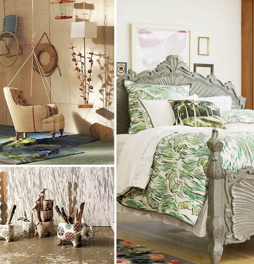 Anthropologie: New For Spring!