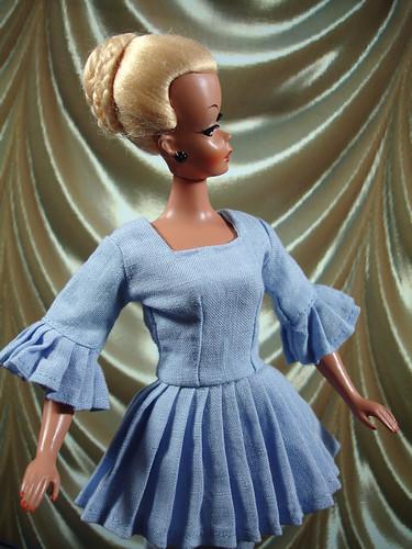 fashion vintage julian doll hard barbie hong kong plastic bild clone reproduction zeitung lilli bildzeitung lalka repro rival bildlilli