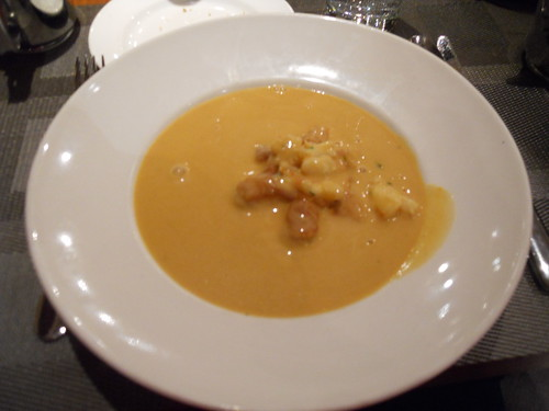 So-so Lobster Bisque