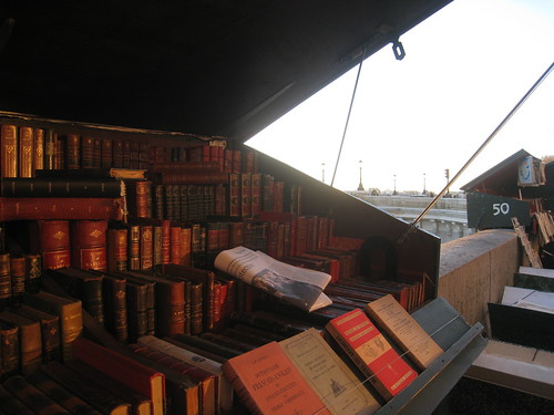 Books by the Seine