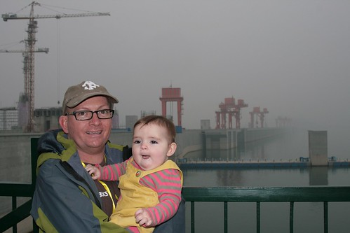 Geoff and Arlo and the Three Gorges Dam