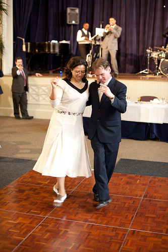 Wedding reception dance 6