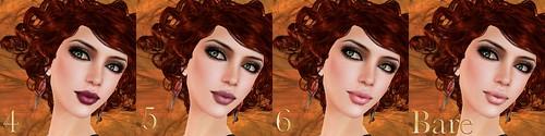 Belleza Melissa Fair 19 Lips 2