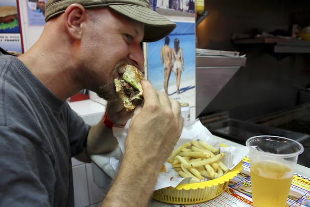 most amazing burger