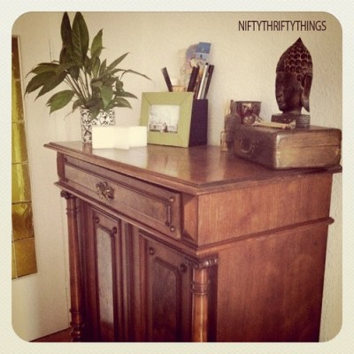 {a few thrifty things in my apartment}
