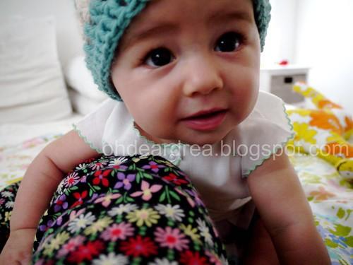 ohdeardrea four months cuteness