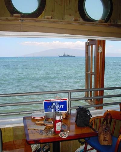 Bubba Gump's--La Haina, Maui
