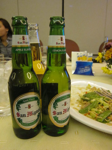 San Miguel Flavored beer