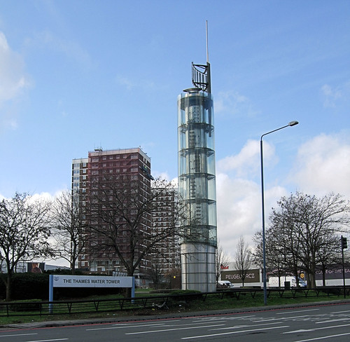 Shepherds bush roundabout