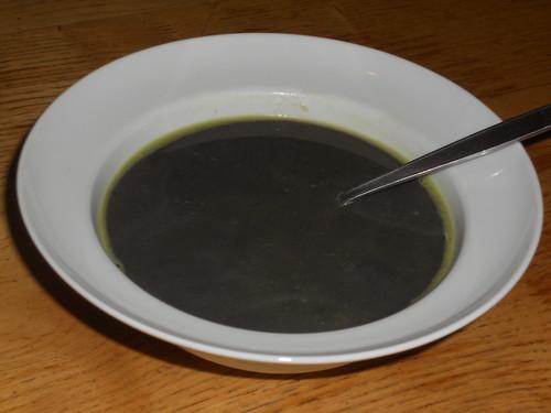 minestra di senape rossa