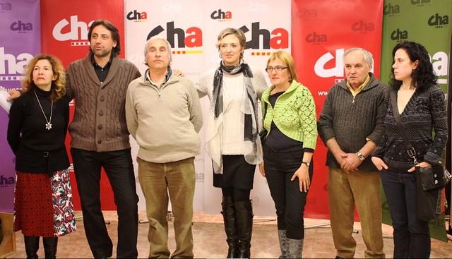 Presentación candidaturas Comarca del Bajo Aragón-Caspe