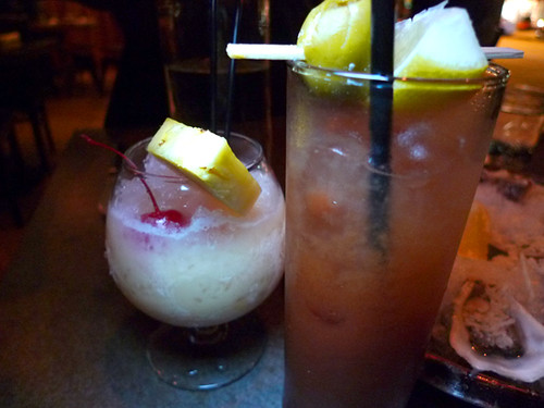 Cocktails at Son of a Gun