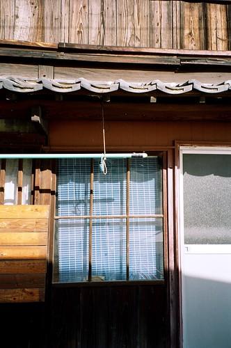窓の向こうの日常