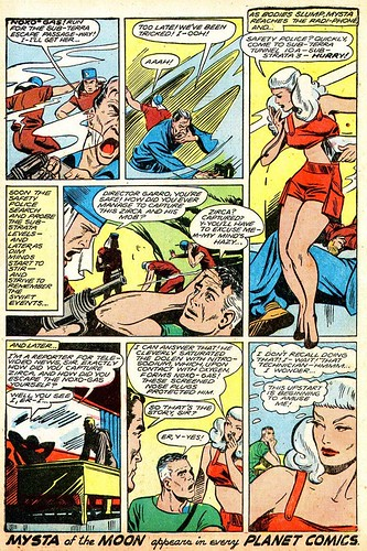 Planet Comics 55 - Mysta (July 1948) 07