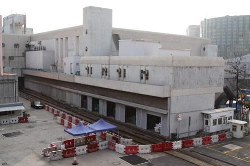 International Mail Centre at Hung Hom