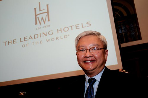 Ted Teng - Leading Hotels of the World