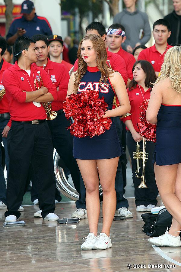 Arizona Wildcat Cheerleaders 001