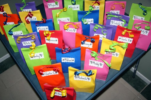 goody bag rainbow
