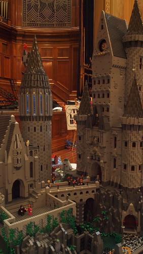 Hogwarts Castle by mr_offset