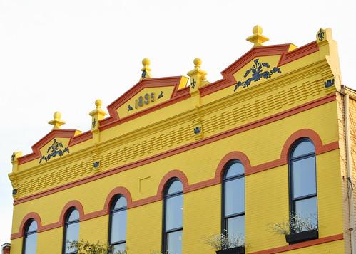 Alexandria yellow bldg.