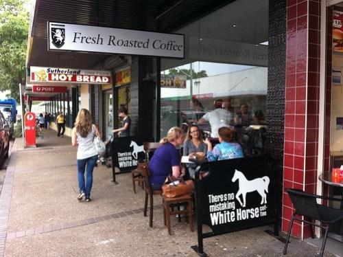 White Horse Coffee, Sutherland