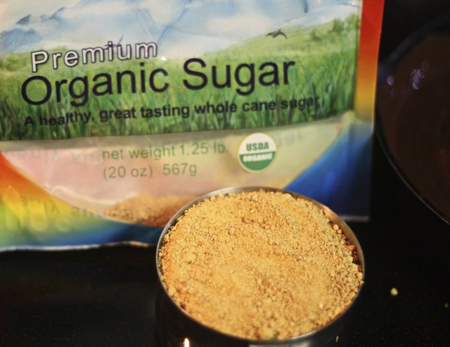 Heavenly brand herbal processed raw sugar