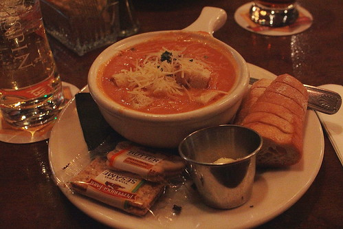 whisky tomato cream soup
