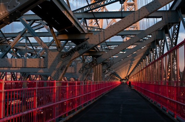 61/365 - Williamsburg Bridge.