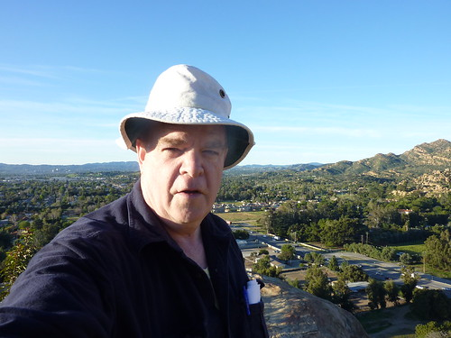 On top of Stoney Point